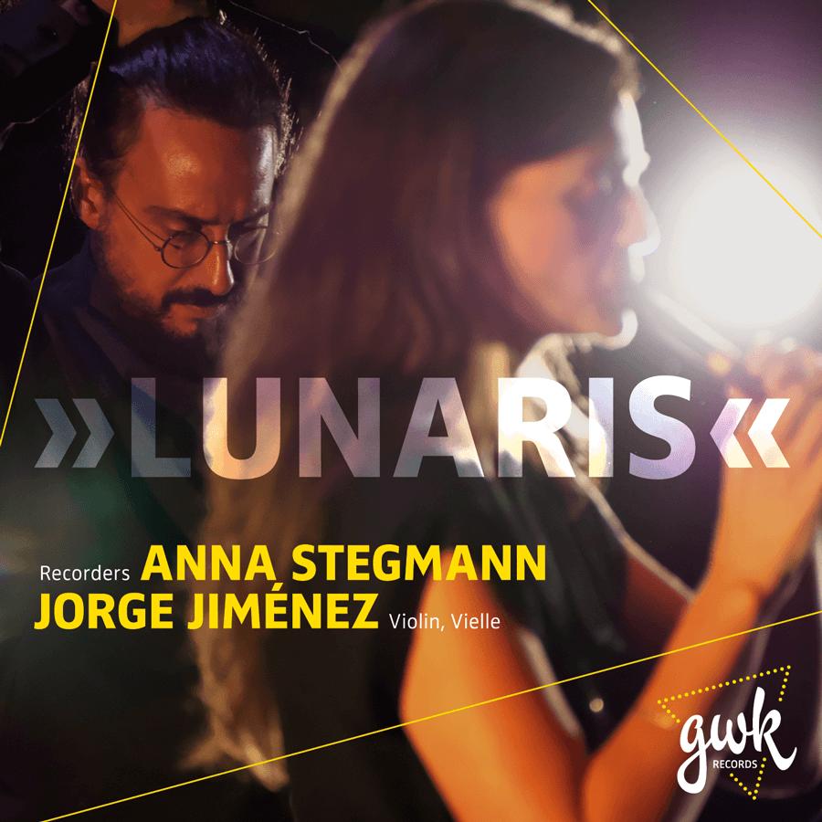 Anna Stegmann (Blockflöten) und Jorge Jiménez (Violine, Fidel)