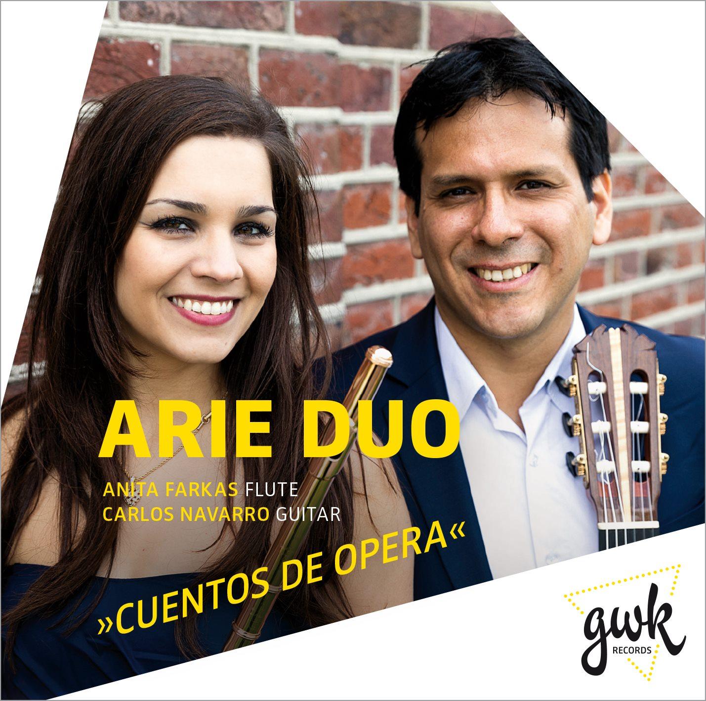 Arie Duo (Flöte und Gitarre)