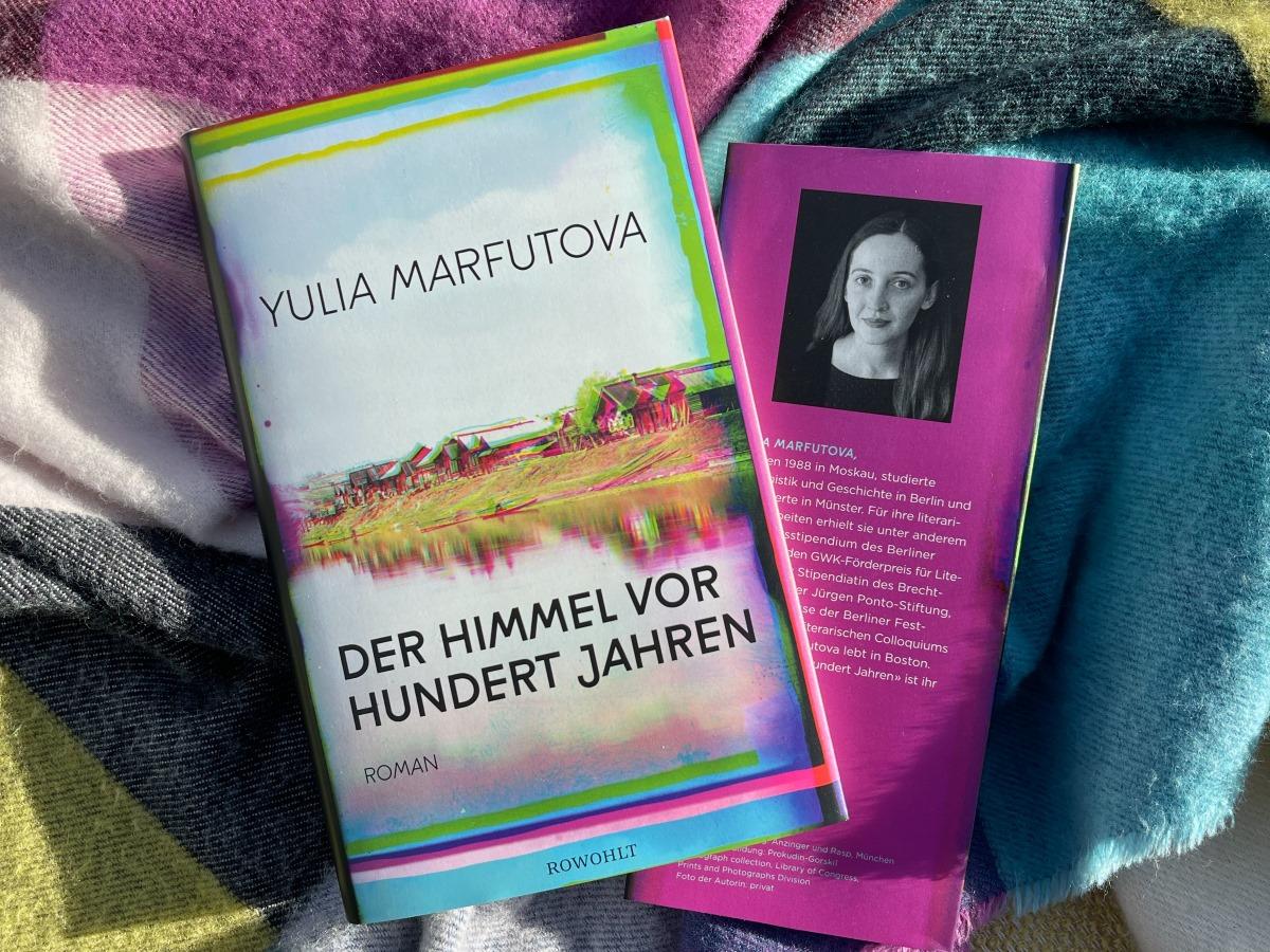 Debütroman von Yulia Marfutova